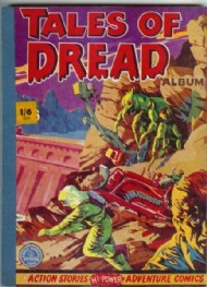 Tales of Dread Album Early 1960s