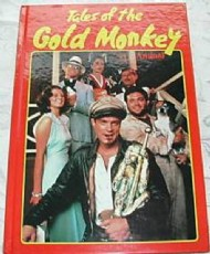 Tales of the Gold Monkey Annual  #1982