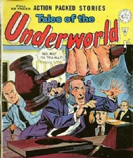 Tales of the Underworld 1961 - 1962 #4