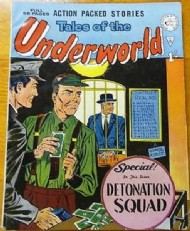 Tales of the Underworld 1961 - 1962 #5