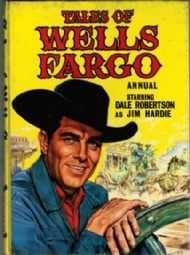 Tales of Wells Fargo Annual  #1962