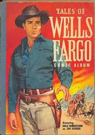 Tales of Wells Fargo Comic Album 1959