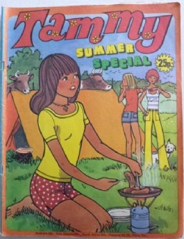 Tammy Summer / Holiday Special #1976
