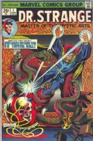 Doctor Strange (2nd Series) 1974 - 1987 #1