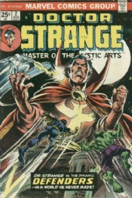 Doctor Strange (2nd Series) 1974 - 1987 #2