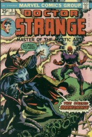 Doctor Strange (2nd Series) 1974 - 1987 #3