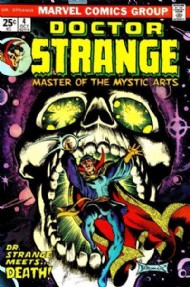 Doctor Strange (2nd Series) 1974 - 1987 #4