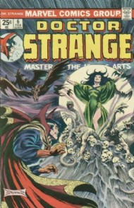 Doctor Strange (2nd Series) 1974 - 1987 #6