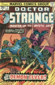 Doctor Strange (2nd Series) 1974 - 1987 #7
