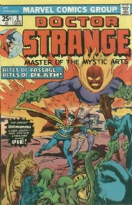 Doctor Strange (2nd Series) 1974 - 1987 #8
