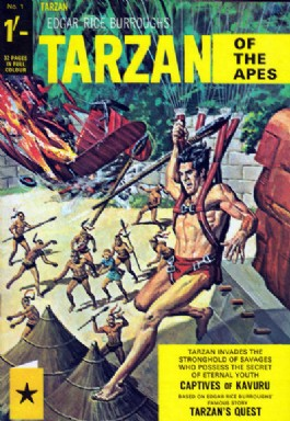 Tarzan of the Apes (1st Series) #1