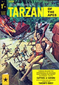 Tarzan of the Apes (1st Series) 1970 - 1971 #1