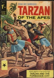 Tarzan of the Apes (1st Series) 1970 - 1971 #2