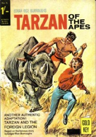 Tarzan of the Apes (1st Series) 1970 - 1971 #4