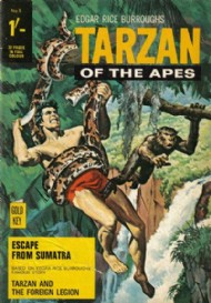 Tarzan of the Apes (1st Series) 1970 - 1971 #5