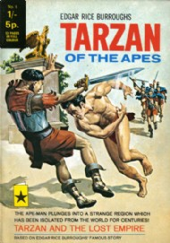 Tarzan of the Apes (1st Series) 1970 - 1971 #6