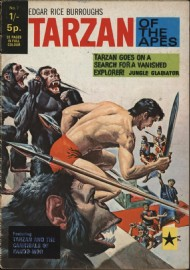 Tarzan of the Apes (1st Series) 1970 - 1971 #7