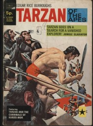 Tarzan of the Apes (2nd Series) 1971 - 1975 #1