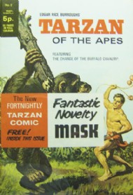 Tarzan of the Apes (2nd Series) 1971 - 1975 #2
