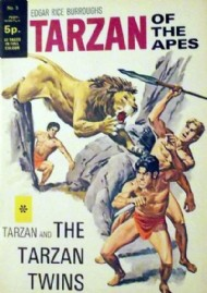 Tarzan of the Apes (2nd Series) 1971 - 1975 #3