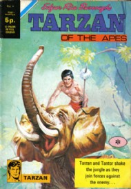 Tarzan of the Apes (2nd Series) 1971 - 1975 #4