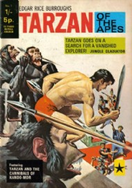 Tarzan of the Apes (2nd Series) 1971 - 1975 #7