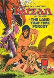 Tarzan the Land That Time Forgot  #1974