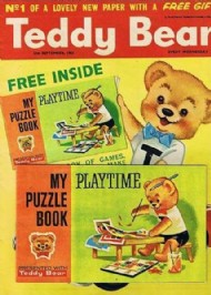 Teddy Bear 1963 - 1973 #1