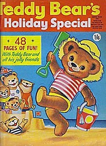 Teddy Bear's Holiday Special #1965