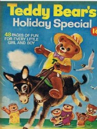 Teddy Bear's Holiday Special  #1966