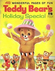 Teddy Bear's Holiday Special  #1968