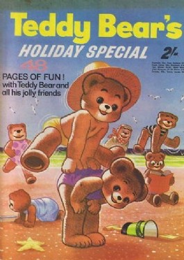 Teddy Bear's Holiday Special #1969
