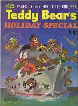 Teddy Bear's Holiday Special #1971