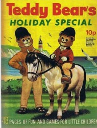 Teddy Bear's Holiday Special  #1972