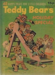 Teddy Bear's Holiday Special  #1974