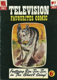 Television Favourites Comic 1958 - 1959 #7