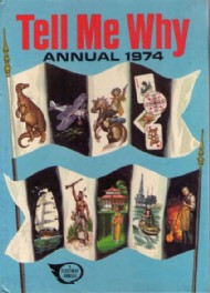 Tell Me Why Annual 1970 - 1978 #1974