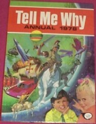 Tell Me Why Annual 1970 - 1978 #1978