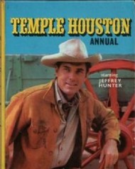 Temple Houston Annual  #1966