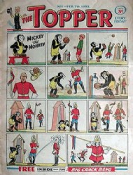 The Topper 1953 - 1990 #1