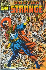 Doctor Strange Special Edition 1983 #1