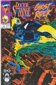 Doctor Strange/Ghost Rider Special 1991 #1
