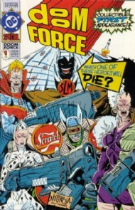 Doom Force Special 1992 #1