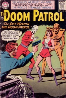 Doom Patrol (1st Series) #90