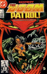 Doom Patrol (2nd Series) 1987 - 1995 #2