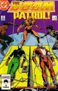 Doom Patrol (2nd Series) 1987 - 1995 #3