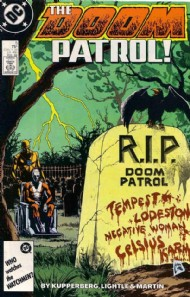 Doom Patrol (2nd Series) 1987 - 1995 #5