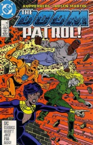 Doom Patrol (2nd Series) 1987 - 1995 #6