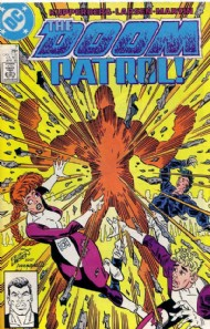 Doom Patrol (2nd Series) 1987 - 1995 #7
