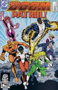 Doom Patrol (2nd Series) 1987 - 1995 #8